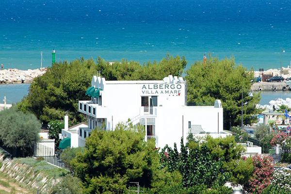 Peschici -Albergo Villa a Mare