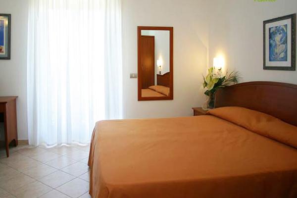 Peschici -Albergo Villa a Mare - Camera