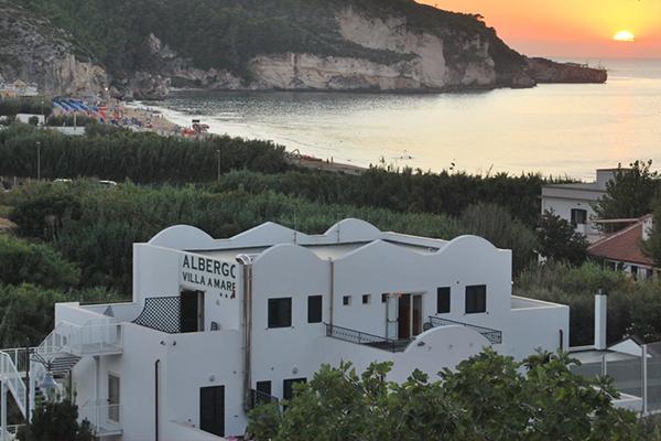 Peschici -Albergo Villa a Mare - Panorama