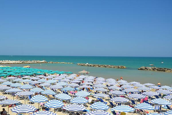 Grand Hotel Montesilvano Lido Spiaggia