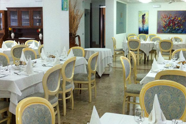 Hotel Pineta-Gargano - Ristorante