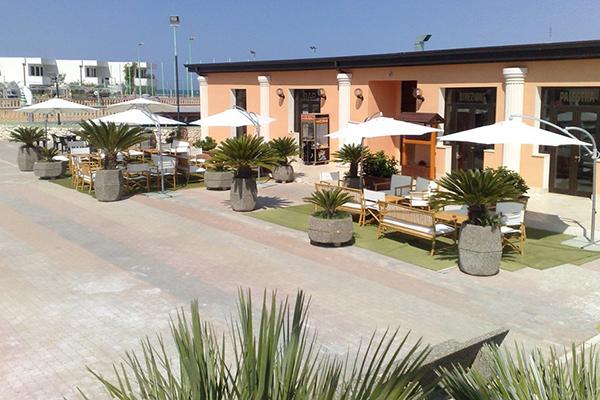 Rodi Garganico -Arianna Club Hotel & Residence - Esterno