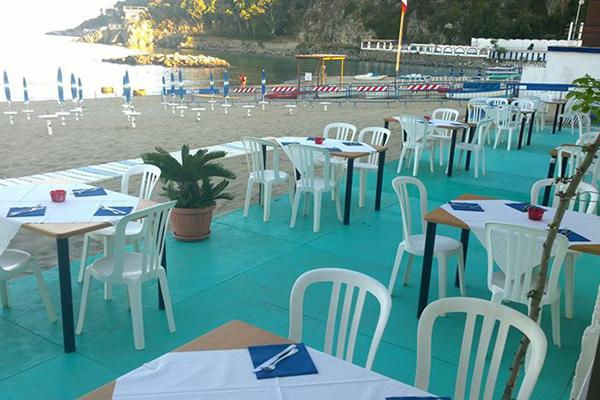 Staletti - Hotel Il Gabbiano - Spiaggia