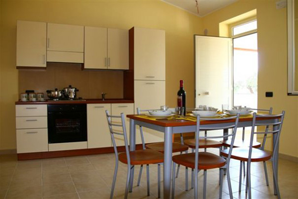 Patti - Medimare Residence Club - Cucina