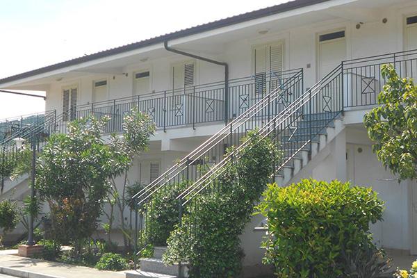 Patti - Medimare Residence Club - Esterno Alloggi