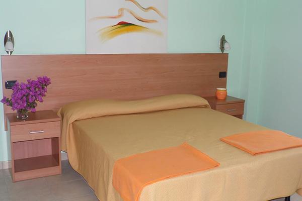 Patti - Medimare Residence Club - Camera da letto