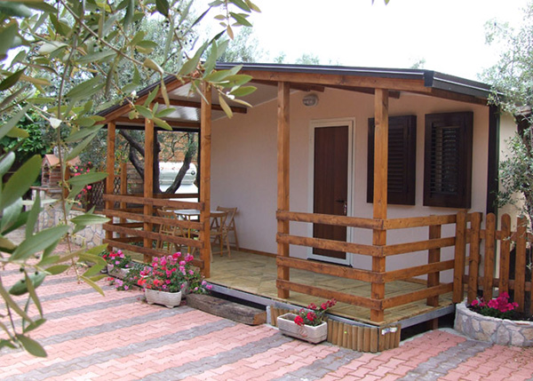 Albergo Ristorante Il Giardino - Casa mobile