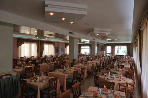 Sala Ristorante  Hotel Abruzzo di Pineto