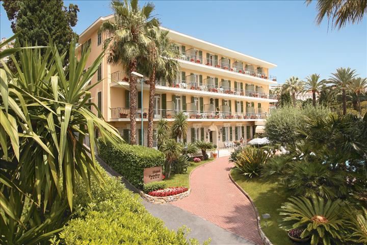 Sanremo - Hotel Paradiso - Esterno