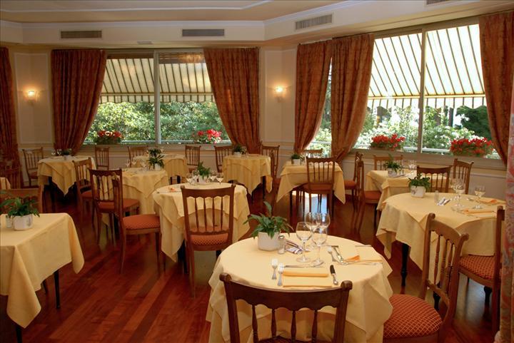Sanremo - Hotel Paradiso - Ristorante