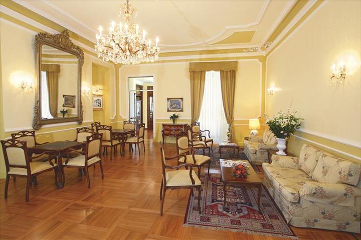Sanremo - Hotel Paradiso - Hall