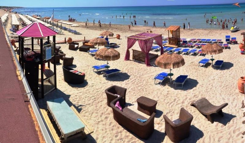 La Casarana Resort & SPA - Spiaggia