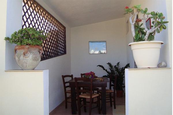 Lampedusa - Residence Ficodindia - Terrazzino