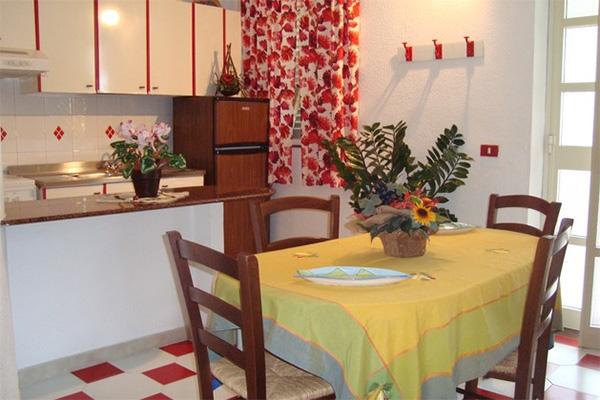 Lampedusa - Residence Ficodindia - Cucina