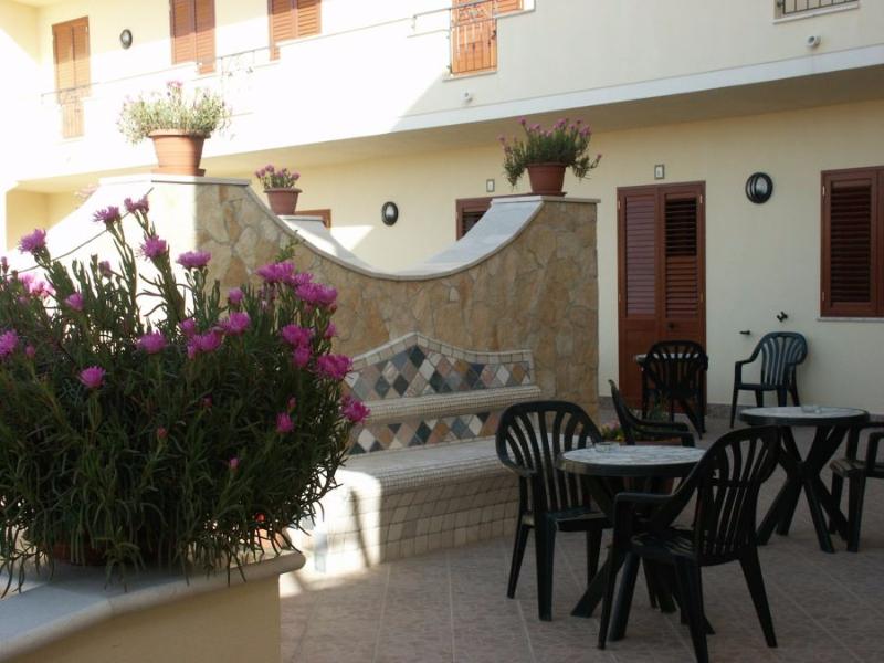 Lampedusa - Grand Residence Marisa - Esterni