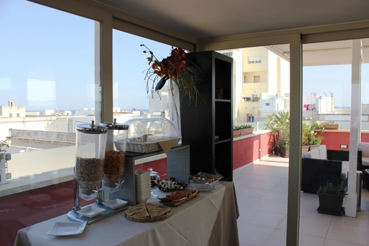 Hotels Fly - Terrazzo