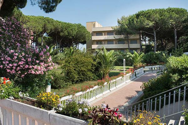 Marina di Bibbona - Park Hotel Marinetta - Esterni
