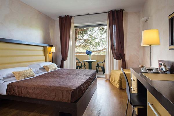 Marina di Bibbona - Park Hotel Marinetta - Camera
