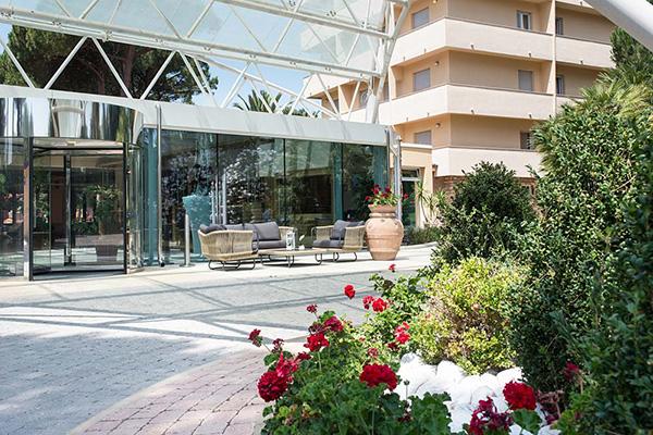 Marina di Bibbona - Park Hotel Marinetta - Esterno