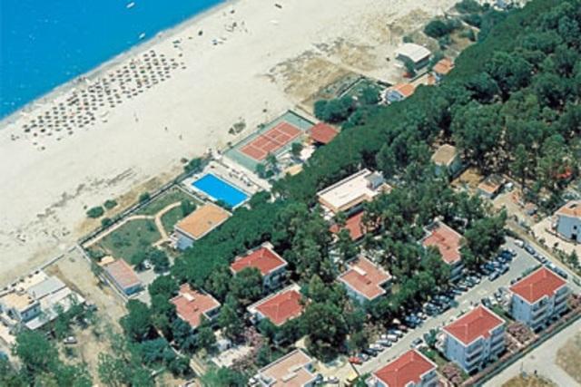 Sellia Marina - Villaggio La Fenice - Vista dall'alto