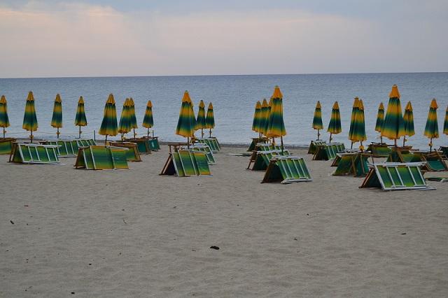 Sellia Marina - Villaggio La Fenice - Spiaggia