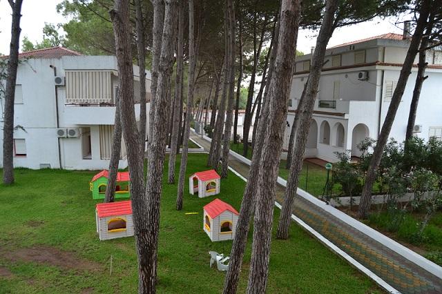 Sellia Marina - Villaggio La Fenice - Area Giochi
