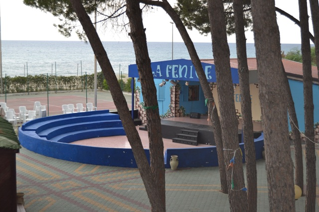 Sellia Marina - Villaggio La Fenice - Anfiteatro