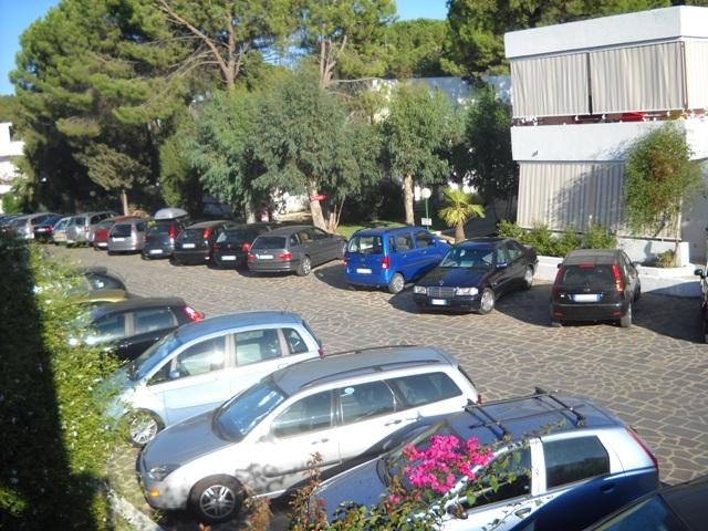 Sellia Marina - Villaggio La Fenice - Parcheggio