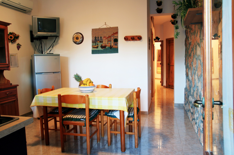 Lampedusa - Residence del Sole -Cucina