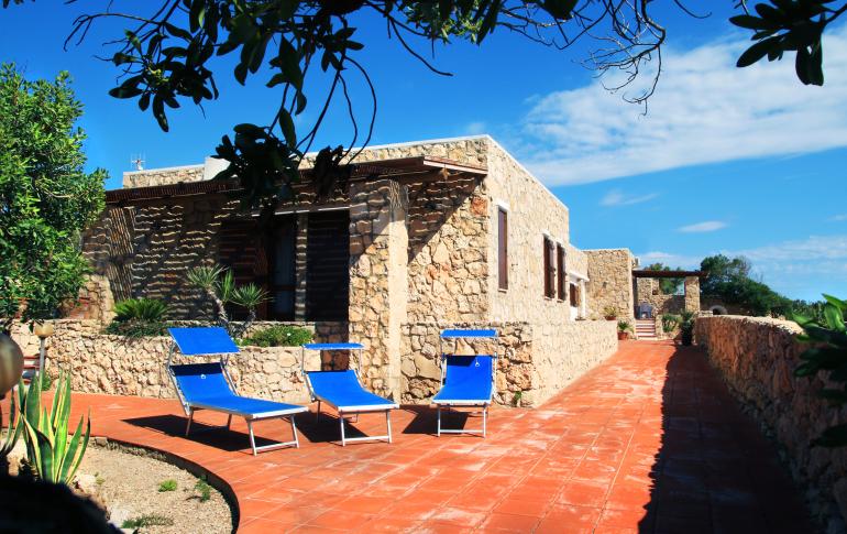 Lampedusa - Residence del Sole - Solarium
