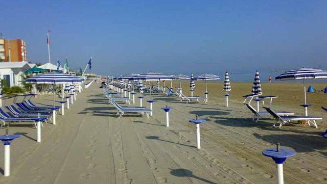 Spiaggia Hotel Miramare Inn Fano