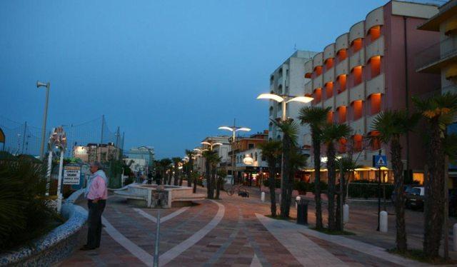 Misano Adriatico - Hotel Italy - Esterno