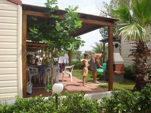 Case mobili Villaggio Lake Placid di Silvi Marina
