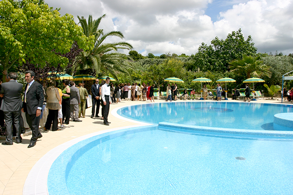 Tropea - Hotel La Bussola - Festa in Piscina