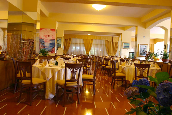 Tropea - Hotel La Bussola - Sala Ristorante