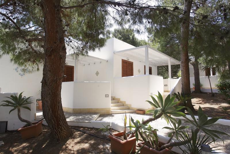 Trapani - Residence Tamarea -Esterno alloggi