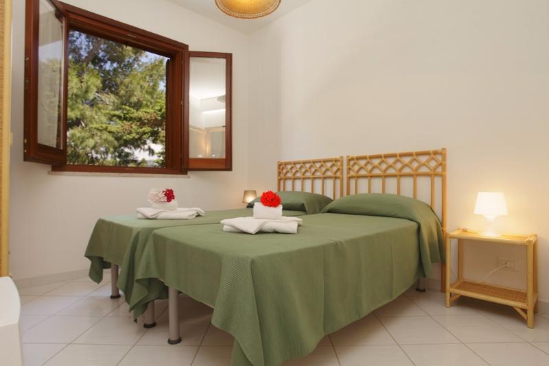 Trapani - Residence Tamarea -Camera