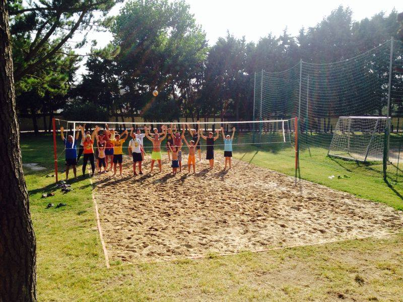 Campo Beach Volley Eurcamping