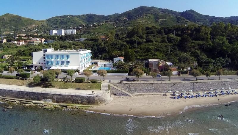 Cefalù - Hotel Tourist - Vista dall'alto