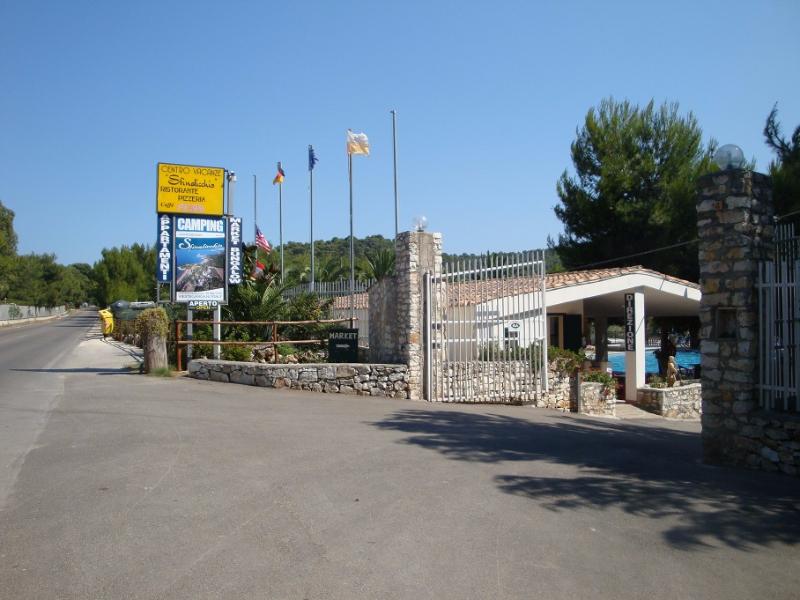 Vieste - Centro Vacanze Sfinalicchio