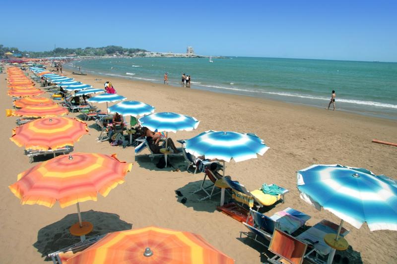 Vieste - Centro Vacanze Sfinalicchio - Spiaggia