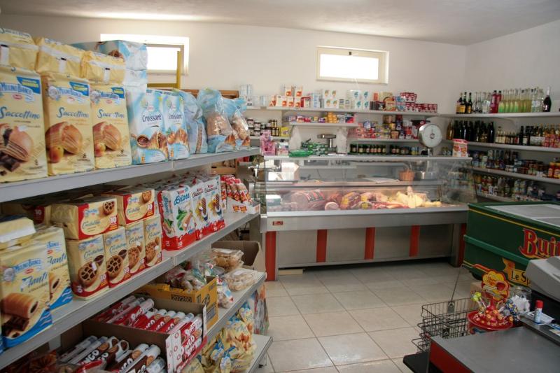 Vieste - Centro Vacanze Sfinalicchio - Market