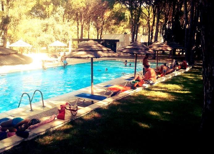 Oristano - Camping Village Spinnaker -Piscina