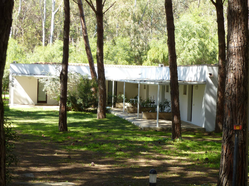 Oristano - Camping Village Spinnaker -Bungalow
