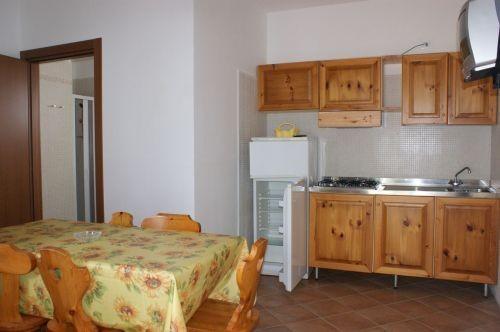 Carovigno - Villaggio Camping Pineta al Mare - cucina