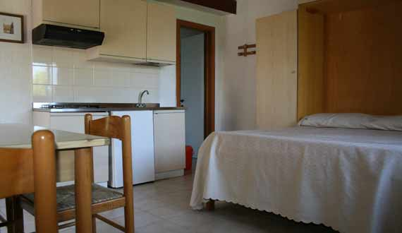 Isola del Giglio -Residence Clary - Interno appartamento