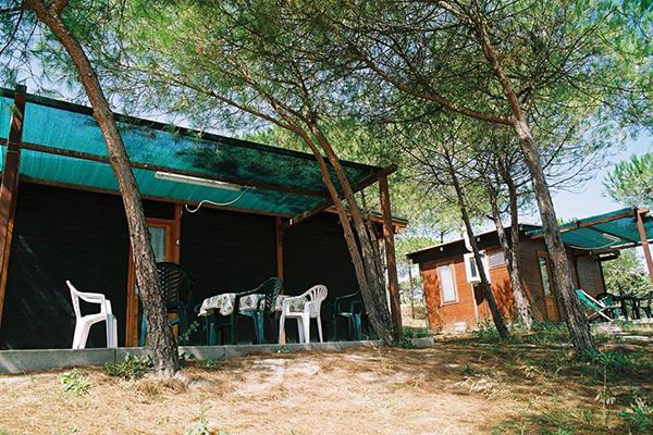 Camping Village Li Nibari - Case mobili