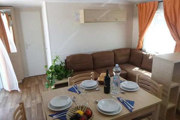 Camping Village Li Nibari - Case mobili interno