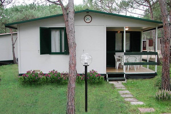 Camping Village Li Nibari - Bungalows