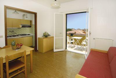 Pietra Ligure -Residence Appartamenti Mizar - Cucina